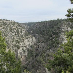 Flagstaff Walnut Canyon