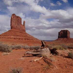 Monument Valley - Wildcat Trail