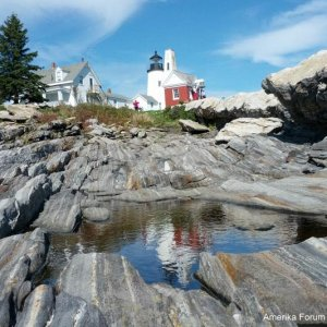 15 09 10 Pemaquid Lighthouse