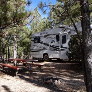 Ruby's Campground - Bryce Canyon