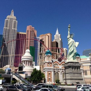 Las Vegas - New York New York