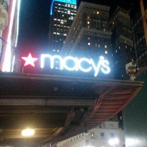 Macys am Empire State Building