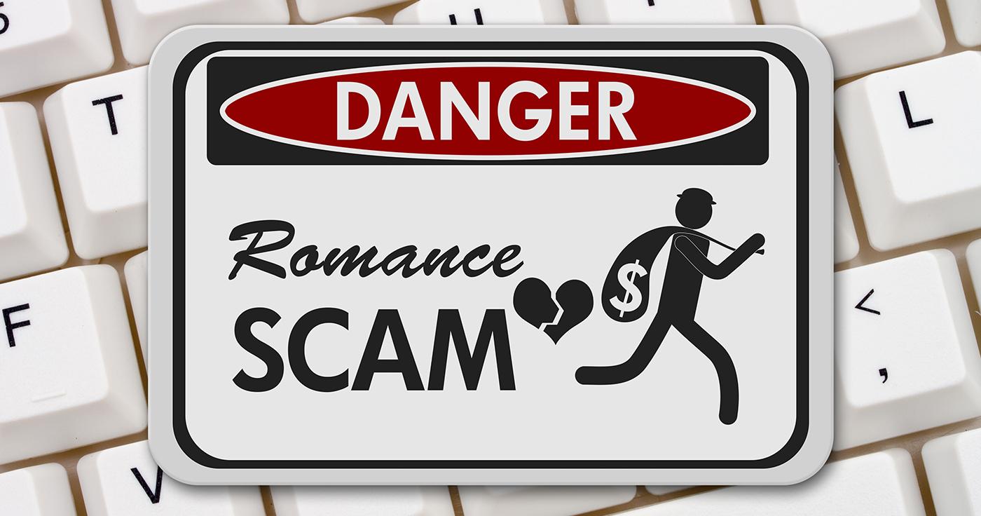 Romance Scamming Fotos 2021